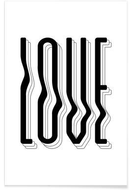 Love Wavy affiche