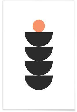 Semicircle -Poster