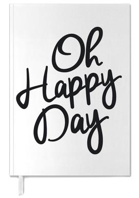 Happy Day Personal Planner