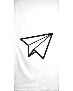 Airplane Bath Towel