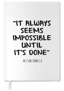 Impossible Agenda
