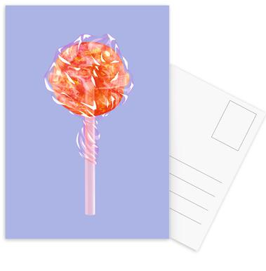 Sunshine Sucker -Postkartenset