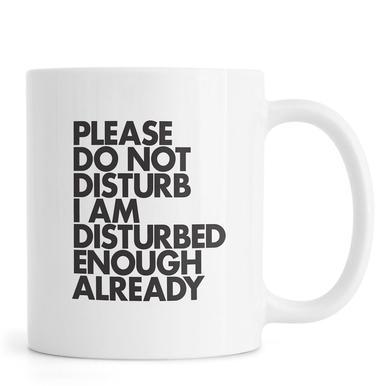 Do Not Disturb Tasse