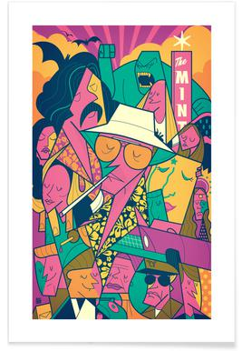 Fear and Loathing Affiche