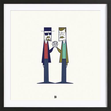 Buy Framed TV Show Prints and Art Online | JUNIQE UK