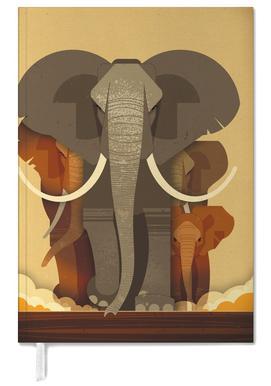 Elephants Personal Planner