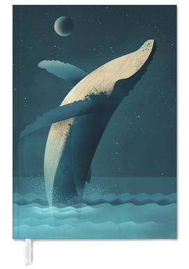 Humpback Whale Personal Planner