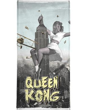 Queen Kong Serviette de bain