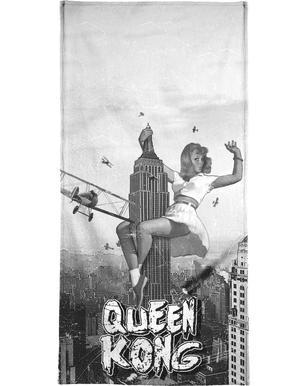Queen Kong 2 handdoek