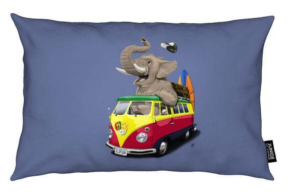 Pack the trunk (colored) Cushion