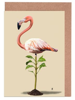 Planted (colored) Greeting Card Set