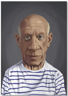 Pablo Picasso Bloc-notes