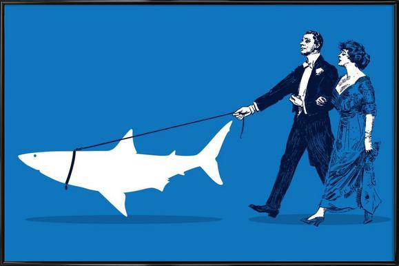 Buy Framed Shark Posters Online | JUNIQE UK
