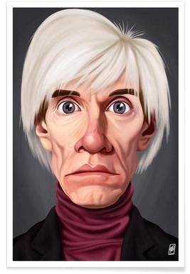 Andy Warhol Poster Und Bilder Mit Andy Warhol Online Kaufen Juniqe