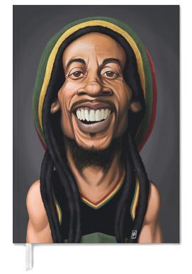 Bob Marley Personal Planner