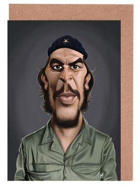 Che Guevara Set de cartes de vœux