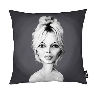Brigitte Bardot Kussen