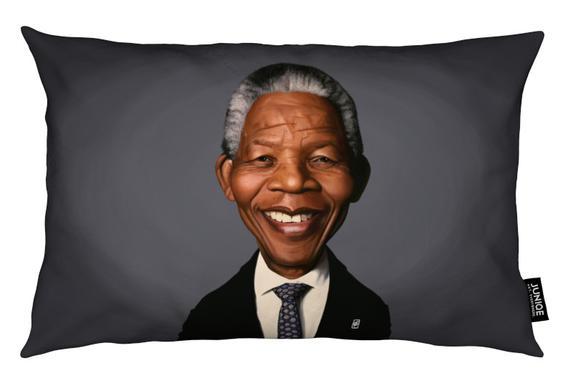 Nelson Mandela Kussen