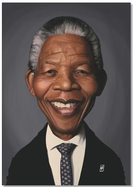 Nelson Mandela Bloc-notes