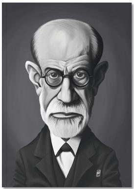 Sigmund Freud Notebook