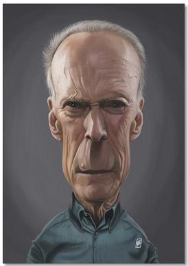 Clint Eastwood Notepad