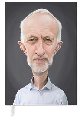 Jeremy Corbyn Personal Planner