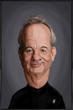 Bill Murray Framed Poster