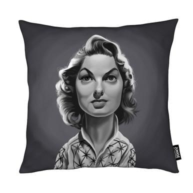 Ingrid Bergman Cushion