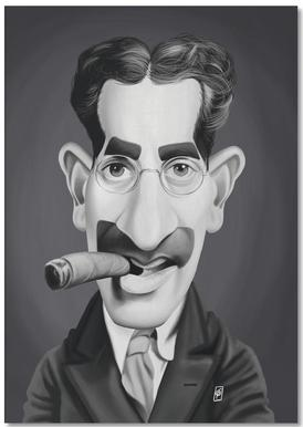 Groucho Marx Bloc-notes