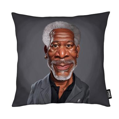 Morgan Freeman Cushion