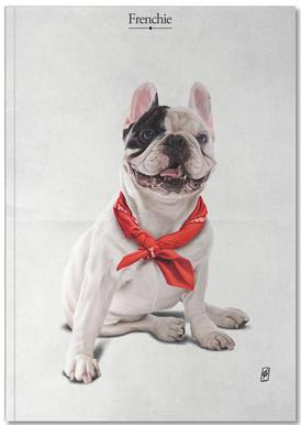 Frenchie Notebook