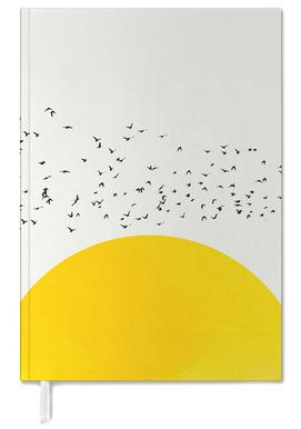 A Thousand Birds Personal Planner