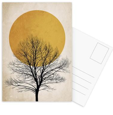 Wintermorgen Postcard Set