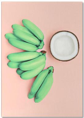 Banana Colada Bloc-notes