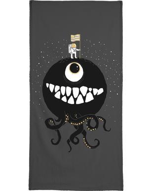 Space Oddity handdoek
