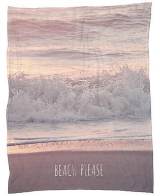 Beach Please Plaid