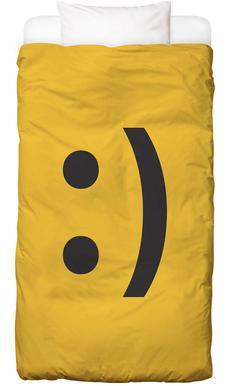 Smiley Linge de lit