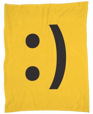 Smiley Plaid