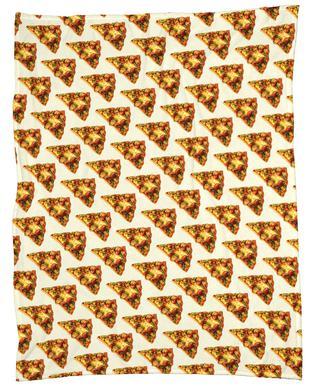 Pizza Pattern plaid