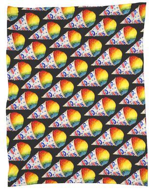 Snow Cone Pattern plaid