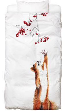 Squirrel Linge de lit enfant