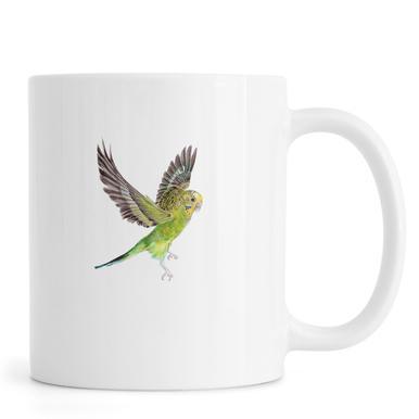 Wellensittich Mug