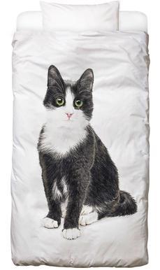 Katzen Bettwäsche Juniqe Ch