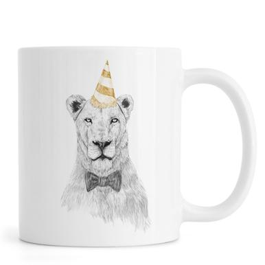 Get the Party Started Color mug