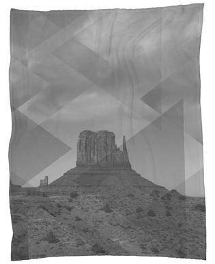 Scattered 4 Monument Valley Plaid