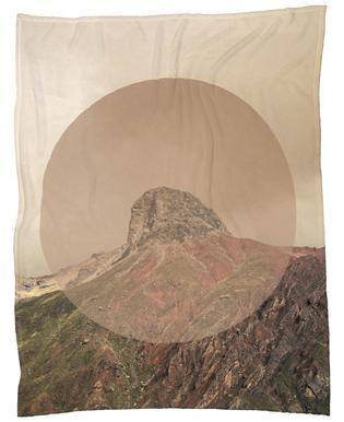 Landscapes Circular 2 Andes Plaid