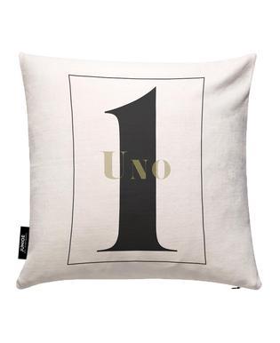 Numero 1 Cushion Cover