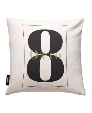Numero 8 Cushion Cover
