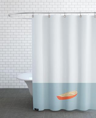 Boats Shower Curtains