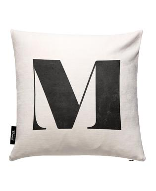 M Cushion Cover